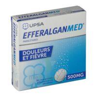EFFERALGANMED 500 mg, comprimé effervescent sécable à Carbon-Blanc