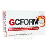 GCFORM, comprimé effervescent à Carbon-Blanc