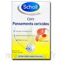 Scholl Pansements coricides cors à Carbon-Blanc
