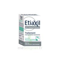 Etiaxil Aisselles Déodorant peau sèche 15ml à Carbon-Blanc