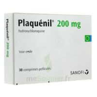 PLAQUENIL 200 mg, comprimé pelliculé à Carbon-Blanc