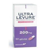 ULTRA-LEVURE 200 mg Gélules Fl/30 à Carbon-Blanc