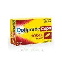 DOLIPRANECAPS 1000 mg Gélules Plq/8 à Carbon-Blanc