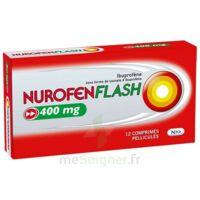 NUROFENFLASH 400 mg Comprimés pelliculés Plq/12 à Carbon-Blanc