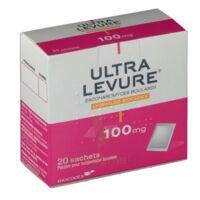 ULTRA-LEVURE 100 mg Poudre pour suspension buvable en sachet B/20 à Carbon-Blanc