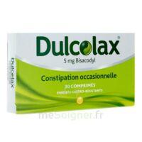 DULCOLAX 5 mg Comprimés enrobés gastro-résistants Plq/30 à Carbon-Blanc