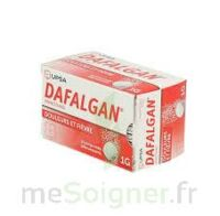 DAFALGAN 1000 mg Comprimés effervescents B/8 à Carbon-Blanc