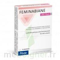 Feminabiane CBU Flash Comprimés à Carbon-Blanc
