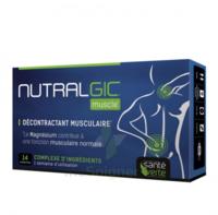 Nutralgic Muscle Comprimés décontractant musculaire B/14 à Carbon-Blanc