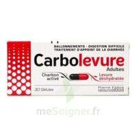 CARBOLEVURE Gélules adulte Plq/30 à Carbon-Blanc