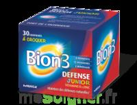 Bion 3 Défense Junior Comprimés à croquer framboise B/30 à Carbon-Blanc