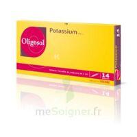 Oligosol Potassium Solution buvable en ampoule 14Amp/2ml à Carbon-Blanc