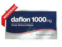 Daflon 1000 mg Comprimés pelliculés Plq/18 à Carbon-Blanc