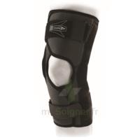 Playmaker Xpert Wrap Attelle genou articulée ouverte M à Carbon-Blanc