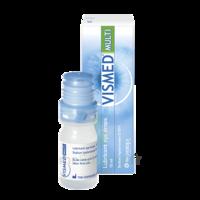 Vismed Multi Solution oculaire stérile lubrifiante 10ml à Carbon-Blanc