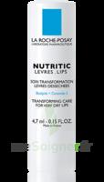 Nutritic Stick lèvres sèche sensibles 2 Etui/4,7ml à Carbon-Blanc