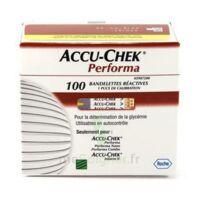 ACCU - CHEK PERFORMA, bt 100 à Carbon-Blanc