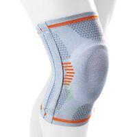 Orliman Sport Genouillère élastique de contention T1 à Carbon-Blanc