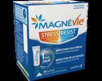 Magnevie Stress Resist Poudre orale B/30 Sticks à Carbon-Blanc