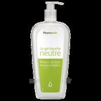 Pharmactiv Gel douche 100% neutre 500ml à Carbon-Blanc
