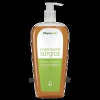 Pharmactiv Gel douche surgras 2Fl pompe/500ml à Carbon-Blanc