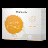 Pharmactiv Gelée royale S buv 10 Ampoules/10ml à Carbon-Blanc