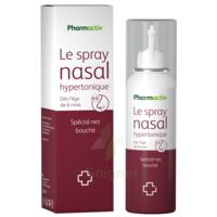 Pharmactiv Spray nasal hypertonique Fl/100ml à Carbon-Blanc
