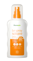 Pharmactiv SPF50+ Spray solaire adulte enfant Fl/200ml à Carbon-Blanc