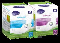 Unyque Serviette périodique extra-fine Normal coton peau sensible Sachet/10 à Carbon-Blanc