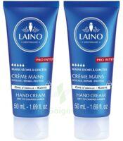Laino Hydratation au Naturel Crème mains Cire d'Abeille 2*50ml à Carbon-Blanc