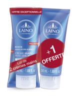 Laino Hydratation au Naturel Crème mains Cire d'Abeille 3*50ml à Carbon-Blanc