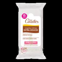 Rogé Cavaillès Intime Lingette extra douce 2*Pochette/15 à Carbon-Blanc