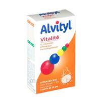 Alvityl Vitalité Effervescent Comprimé effervescent B/30 à Carbon-Blanc