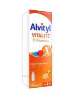 Alvityl Vitalité Solution buvable Multivitaminée 150ml à Carbon-Blanc