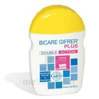 Gifrer Bicare Plus Poudre double action hygiène dentaire 60g à Carbon-Blanc