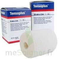 TENSOPLUS Bande cohésive blanc 10cmx3m à Carbon-Blanc